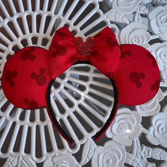 Mayrafabuleux Accessories - Mickey Mouse Ears, Mickey Minnie Ears,